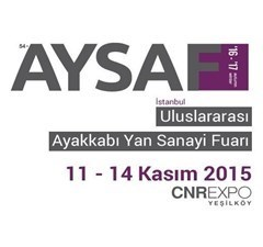 We exhibited at the 54th AYSAF trade fair